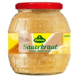 Barrel Sauerkraut | Kuhne | German | Buy Online | UK
